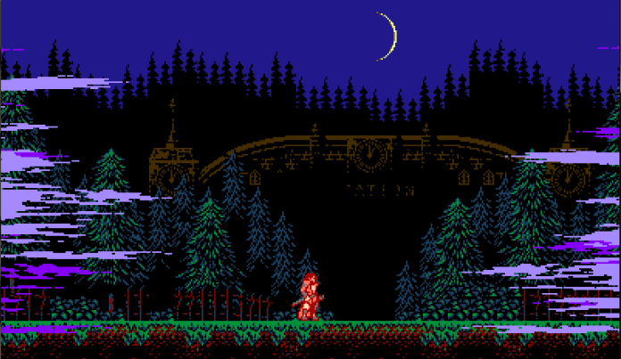Bloodstained: Curse of the Moon Zangetsu
