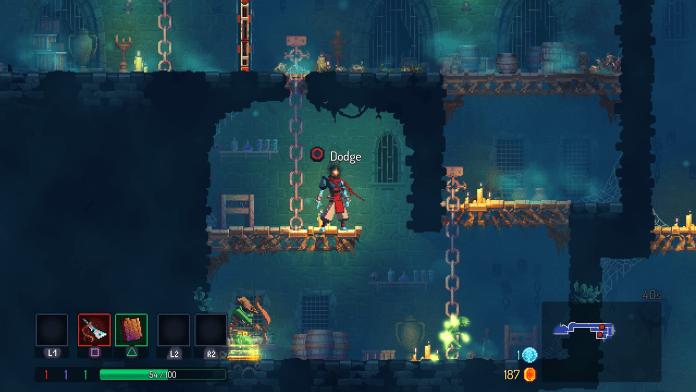 Dead Cells-level