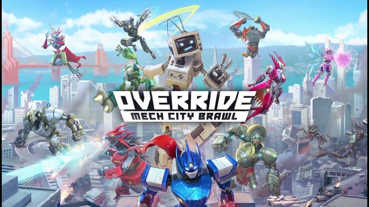 override: mech battle-titlescreen