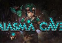 Miasma Caves Banner