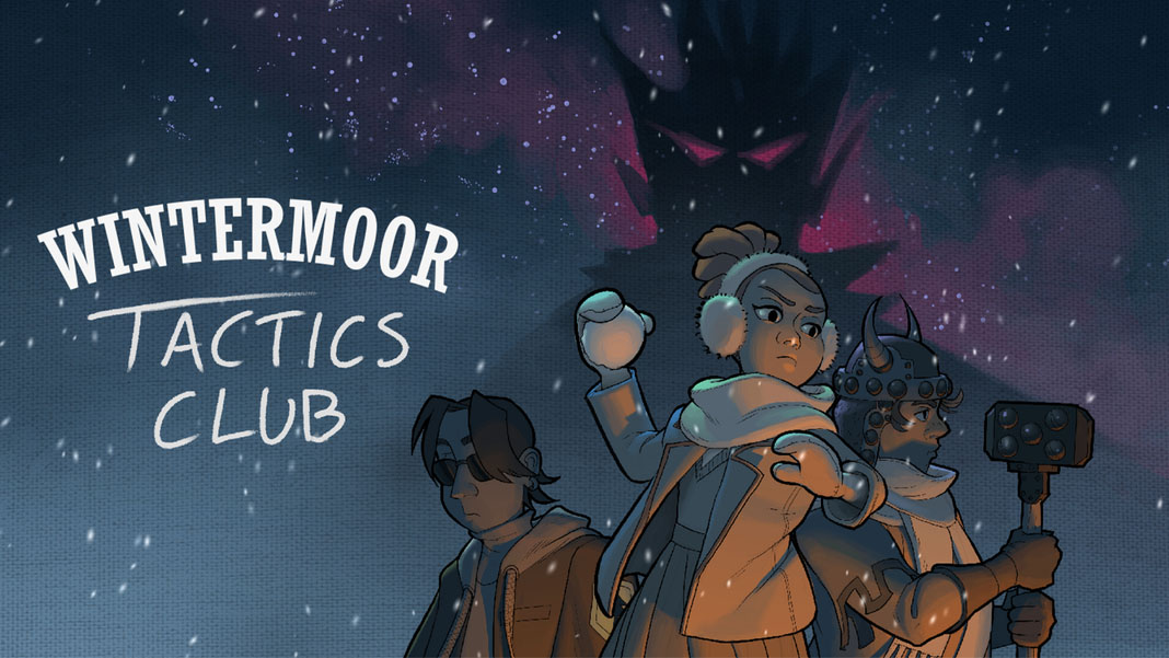 GDC 2019: Wintermoor Tactics Club