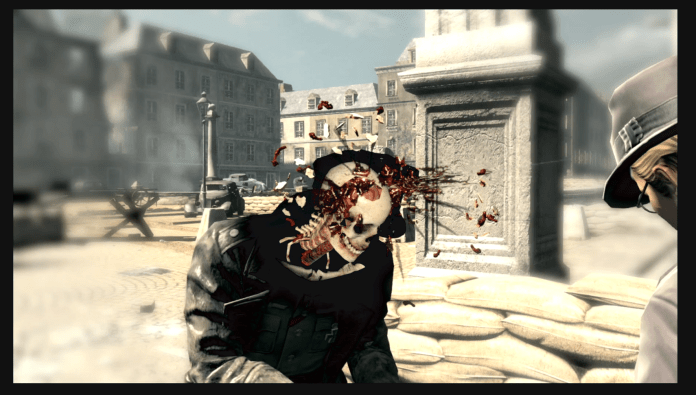 Sniper Elite V2 Kill Shot
