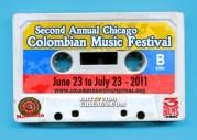 Social Media for CCMF 2011