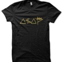 ASAP Rocky rap hip hop t-shirt by Clique Wear