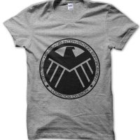 Agents of Shield logo t-shirt by Clique Wear