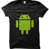 Android t-shirt by Clique Wear