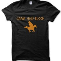 Camp Half Blood Percy Jackson t-shirt by Clique Wear