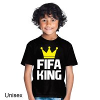 FIFA King t-shirt by Clique Wear