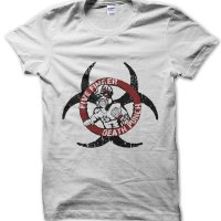 Five Finger Death Punch rock band music metal t-shirt by Clique Wear