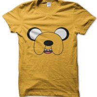 Jake the Dog Adventure Time full body t-shirt by Clique Wear