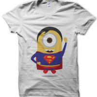 Minion Superman t-shirt by Clique Wear
