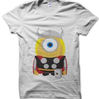 Minion Thor t-shirt by Clique Wear