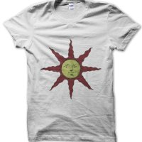Praise the Sun logo Dark Souls t-shirt by Clique Wear