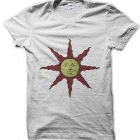 Praise the Sun logo Dark Souls t-shirt by Clique Wear