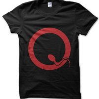 Queens of the Stone Age logo t-shirt by Clique Wear
