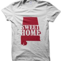 Sweet Home Alabama t-shirt by Clique Wear