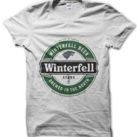 Winterfell Beer Game of Thrones inspired t-shirt by Clique Wear