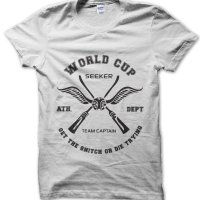 World Cup Quidditch Harry Potter t-shirt by Clique Wear