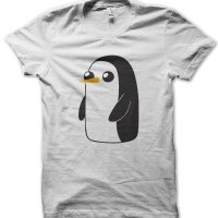 Gunter the Penguin Adventure Time t-shirt by Clique Wear