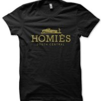 Homies South Central t-shirt by Clique Wear