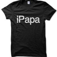 iPapa t-shirt by Clique Wear