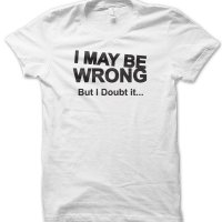 I may be wrong but I doubt it... t-shirt by Clique Wear
