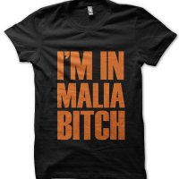 I'm In Malia Bitch holiday t-shirt by Clique Wear