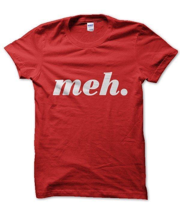 1d1e5c5f8 Meh T-Shirt • Clique Wear