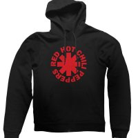 Red Hot Chili Peppers hoodie by Clique Wear