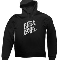 The Black Keys hoodie by Clique Wear