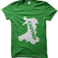Wales Cartref t-shirt by Clique Wear