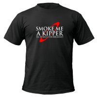 Smoke Me a Kipper t-shirt by Clique Wear