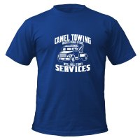 Camel Toe Services t-shirt by Clique Wear