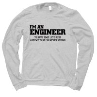 Im an engineer jumper by Clique Wear