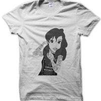 Punk Ariel t-shirt by Clique Wear