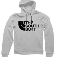 The South Butt hoodie by CliqueWear