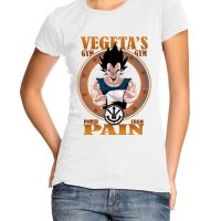 Vegetas Gym t-shirt by Clique Wear