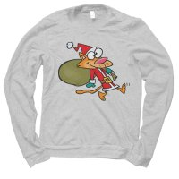 Santa Cat Christmas jumper by Clique Wear