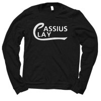 Cassius Clay jumper by Clique Wear