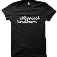 The Chemical Brothers t-shirt by Clique Wear