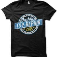 Daddys Toy Repair t-shirt by Clique Wear