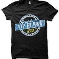 Grandads Toy Repair t-shirt by Clique Wear