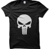 The Punisher t-shirt by Clique Wear