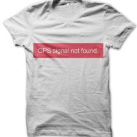 Pokemon Go GPS Signal Not Found t-shirt by Clique Wear