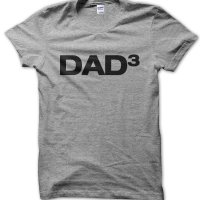 Dad3 t-shirt by Clique Wear