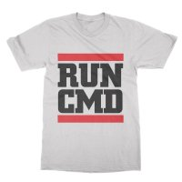 Run CMD t-shirt by Clique Wear