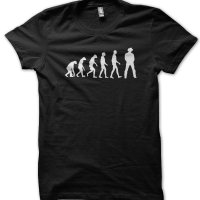 Evolution of a Cowboy t-shirt by Clique Wear