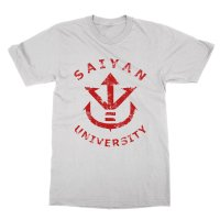 Saiyan University t-shirt by Clique Wear