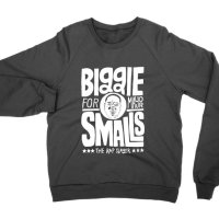 Biggie Smalls for Mayor sweatshirt by Clique Wear