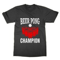 Beer Pong champion t-shirt by Clique Wear